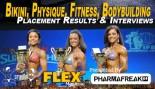 2012 Toronto Pro Bikini, Fitness, Bodybuilding and Physique Results thumbnail