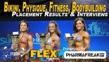 2012 Toronto Pro Bikini, Fitness, Bodybuilding and Physique Results thumbnail