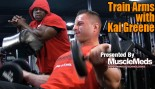 Enter for a Chance to Train Arms with Kai Greene thumbnail