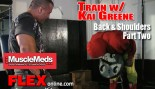 Train with Kai Back and Shoulders Part 2 thumbnail