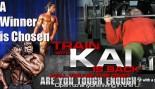 September Train with KAI GREENE Winner is Selected thumbnail