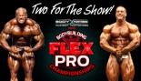 Wolf, Centopani to compete in the FLEX Pro! thumbnail