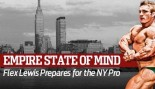EMPIRE STATE OF MIND: FLEX LEWIS part III thumbnail
