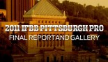 PITTSBURGH PRO FINAL REPORT & GALLERY thumbnail