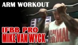 Mike Van Wyck Trains Arms 12-Weeks into Pec Surgery Recovery thumbnail