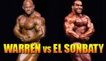 OLYMPIA CLASH OF THE TITANS: WARREN VS EL SONBATY thumbnail