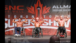 2016 IFBB Toronto Pro: Wheelchair Bodybuilding Call Out Report thumbnail