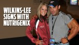 WILKINS-LEE SIGNS WITH NUTRIGENIX thumbnail