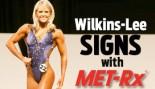 WILKINS-LEE SIGNS WITH MET-RX thumbnail