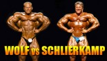 OLYMPIA CLASH OF THE TITANS: WOLF VS SCHLIERKAMP thumbnail