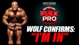 WOLF WILL COMPETE IN FLEX PRO thumbnail