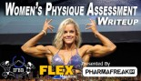 2012 Toronto Pro Women Physique Placement and Assessment thumbnail