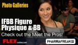 IFBB Pro Women Checking into Chicago Pro Show thumbnail