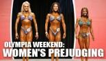 2008 OLYMPIA WEEKEND: WOMEN'S PREJUDGING thumbnail