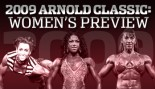 2009 ARNOLD CLASSIC: WOMEN'S PREVIEW thumbnail