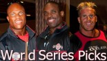 WORLD SERIES PREDICTIONS thumbnail