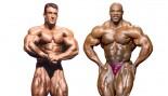 Yates vs. Coleman Posedown thumbnail