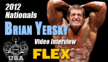 Brian Yersky at the Pittsburgh Pro - Plans for 2012 NPC Nationals thumbnail