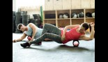 Foam Rolling Exercise in Gym thumbnail