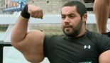 M&F's Challenge to Guinness' Largest Biceps World Record Holder thumbnail