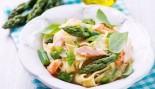 Healthy, low-fat pasta recipe thumbnail