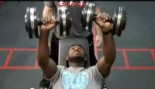 Chicago Bears Devin Hester Workout  thumbnail