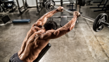 Incline Barbell Front Raise thumbnail
