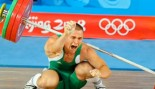 Hungarian Weightlifter Trains for the Olympics - in his Garage thumbnail