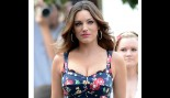 Kelly Brook is Ready for Her Close-Up thumbnail