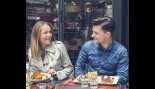 Here's Why You Shouldn't Freak Out If Your Girlfriend Gets Dinner With Her Ex thumbnail