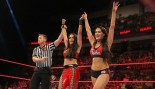 'Raw' Recap: The Bella Twins Return to the Ring thumbnail