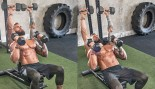Elevator Press Chest Exercise thumbnail