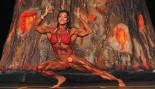 Bodybuilder Helle Trevino Gets Her Wings thumbnail