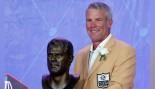 Brett Favre Hall of Fame Ceremony thumbnail