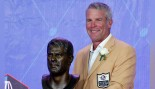 Brett Favre Hall of Fame Ceremony thumbnail
