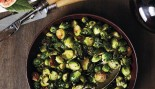 Savory Brussels Sprouts With Gremolata thumbnail