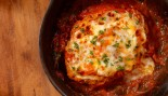 Chicken parmesan in a skillet thumbnail