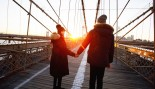 Couple on a Bridge thumbnail