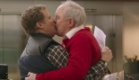 Will Ferrell and John Lithgow Kissing thumbnail