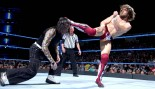 Jeff Hardy vs. Daniel Bryan on WWE SmackDown 22 May 2018 thumbnail