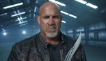 Bill Goldberg stars as the host of 'Forged in Fire: Knife or Death' on History thumbnail