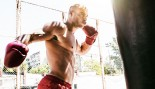 Boxer Punching Heavy Bag thumbnail