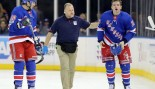 Rangers winger Jimmy Vesey suffers gruesome oral injury thumbnail