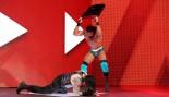 Jinder Mahal and Roman Reigns on WWE Raw 21 May 2018  thumbnail