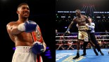 Anthony Joshua and Deontay Wilder thumbnail