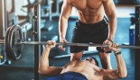 Bench Press with Spotter thumbnail