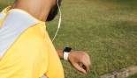 Man Checks Smart Watch For Workout thumbnail