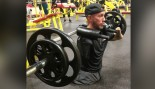 Nick Santonastasso Barbell Squat thumbnail
