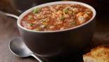 Slow Cooker Bison Vegetable Stew thumbnail