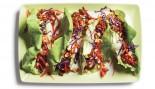 Romaine Turkey 'Tacos' With Avocado Cilantro Salad thumbnail